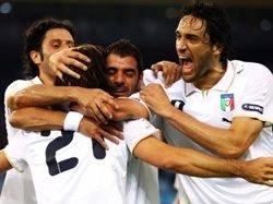 Франция - Италия. Итальянцы - в четвертьфинале