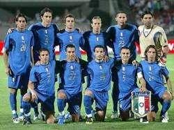 Букмекеры вернули Италию в число фаворитов Евро-2008