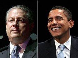 Альберт Гор просится в вице-президенты - Бараку Обаме придется дать согласие