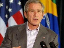 Джордж Буш борется с мораторием на добычу нефти в открытом море