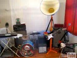 Рок-н-ролл в исполнении роботов