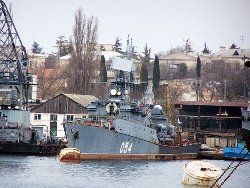 Украина просит Россию срочно убрать Черноморский флот