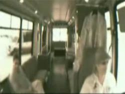 Курьез с женщиной-водителем автобуса