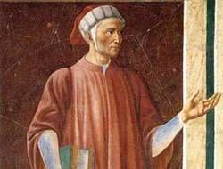 Флорентийцы отменили смертный приговор Данте Алигьери