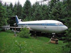 Чем занимаются самолеты на пенсии?