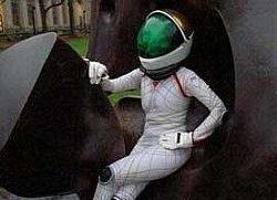 """NASA делает \""""гигантский прыжок\"""" в космической моде"""