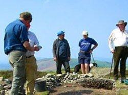 Двор короля Артура в Англии порадовал археологов