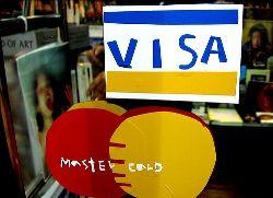 Visa выпустит карты с дисплеем и клавишной панелью