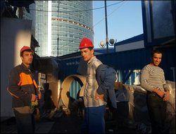 Гастарбайтеры снижают зарплату москвичей
