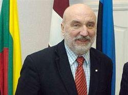 Премьер-министр Латвии попал в ДТП