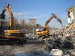 Где в Москве снесут пятиэтажки