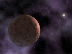 Астрономы: в прошлом за орбитой Плутона существовала еще одна планета