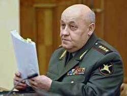 Бывший начальник Генштаба России попал в больницу