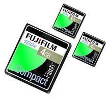 Fujifilm выпустила карты памяти с рекордными показателями скорости