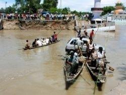 В Индии из-за муссона лишились крова 300 тысяч человек