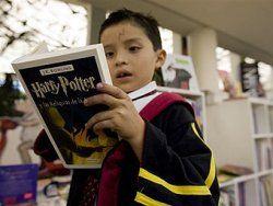 В мире продано свыше 400 миллионов книг о Гарри Поттере