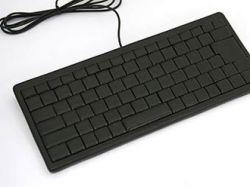 Кожаная клавиатура из Японии
