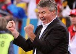 Гуус Хиддинк: Следующая цель сборной - выиграть у голландцев