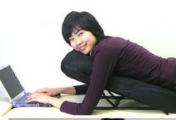 Подушка для ноутбука Lazy Geek's Cushion