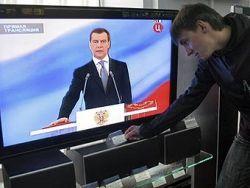 Дмитрий Медведев потребовал 20 телеканалов для каждого россиянина