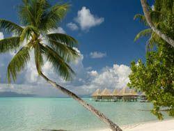 Великолепные пейзажи острова Таити