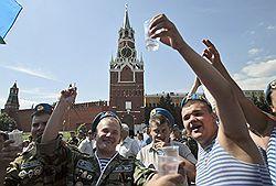 Аннулированы права SPI на бренд Kremlyovskaya vodka