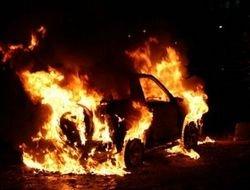 В Москве за сутки сгорели 13 автомобилей