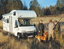 Путешествия в автодоме приобретают в России все большую популярность
