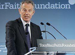 Тони Блэр в восторге от русской стабильности