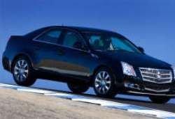 Тестируем Cadillac CTS