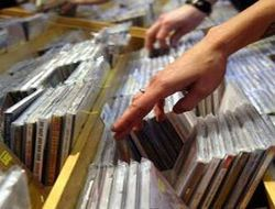 Объем мировых продаж музыкальной продукции упал до уровня 1985 года