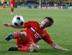 Лучшим футболистом сборной России признан Андрей Аршавин