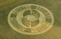 Кто оставляет гигантские круги на полях Англии?