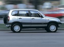 ВАЗ готовит рестайлинг Chevrolet Niva