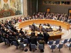 Совбез ООН приравнял изнасилование к орудию войны