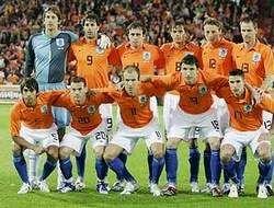 Евро-2008: почему Голландия не сильнее России?