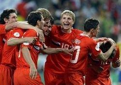 Сборная России перед матчем с Голландией осталась без поддержки