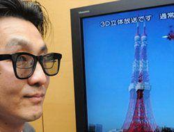На японском рынке появились 3D-телевизоры