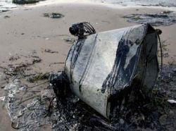 Мазут, вытекший в Керченский пролив, переработают на асфальт
