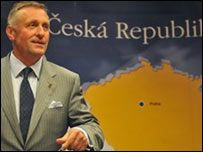 Лиссабонскому договору угрожает Чехия