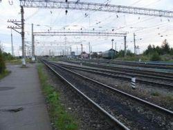 Названа причина аварии грузового поезда в Карелии