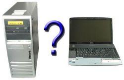 Что выбрать: ноутбук или настольный ПК?