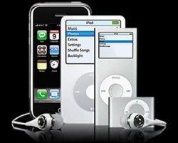 Продажи iPod снизятся за счет увеличения спроса на iPhone?