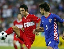 Хорватия - Турция. Турки - в полуфинале