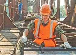 Железную дорогу в Абхазии могли взорвать местные
