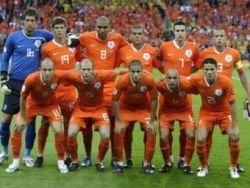 Голландцы выйдут на матч с Россией с траурными повязками