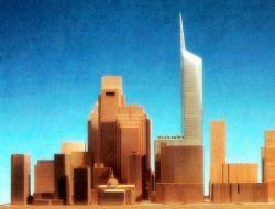Самый высокий небоскреб в США собираются построить в Филадельфии
