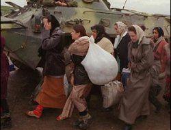 Россия попала в десятку стран, где беженцам живется хуже всего