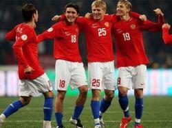 Состав российской сборной на сегодняшнем матче чемпионата Европы