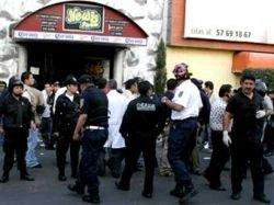При давке в мексиканском клубе погибли 12 человек